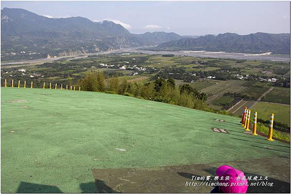 鹿野高台之飛行傘 (4)
