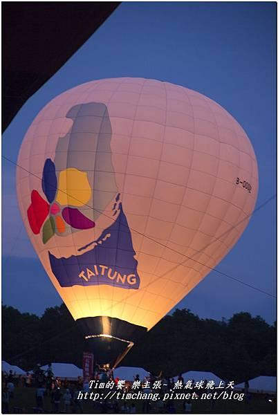 鹿野高台之熱氣球 (222)