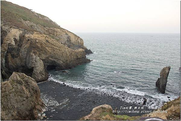 西引海蝕洞海蝕門海蝕柱 (5)