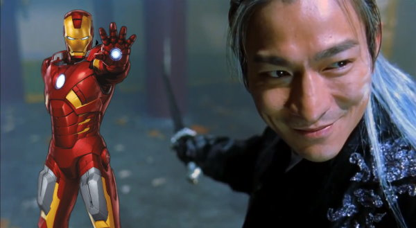 2013 Iron Man 3 001 Andy Lau vs Iron Man