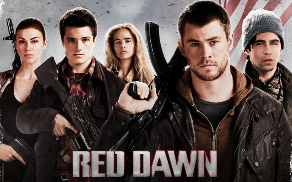 2013 Iron Man 3 004 Red Dawn (2012)