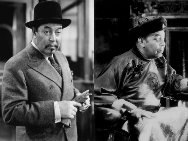 2013 Iron Man 3 023 Warner Oland as Charkie Chen and Fu Manchu