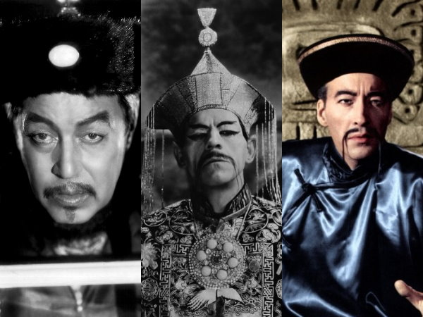2013 Iron Man 3 029 3 generations of Fu Manchu