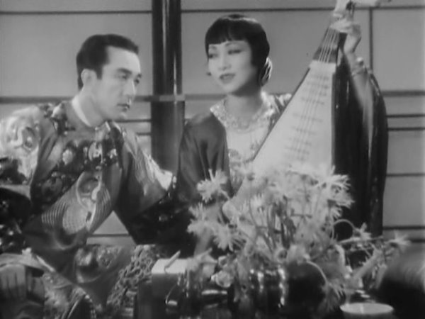 2013 Iron Man 3 031 Anna May Wong and Sessue Hayakawa