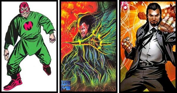 2013 Iron Man 3 034 Mandarin 1960s-2010s
