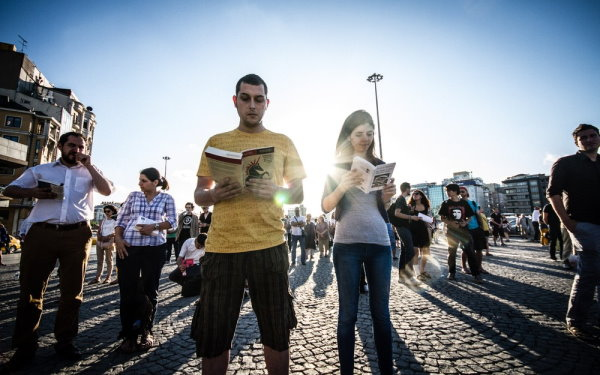 Theyre Standing on the Street 001 - taksim square book club.jpg