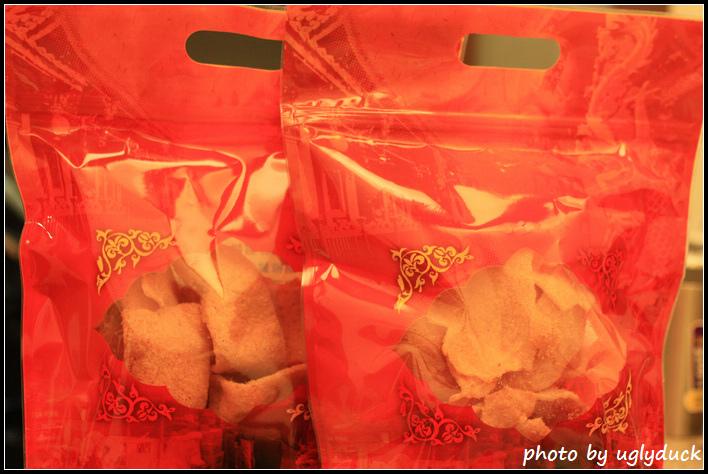 台南安平-黃家鮮蝦餅
