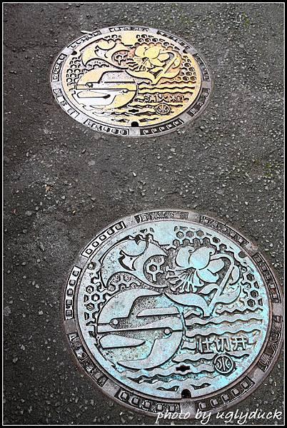 東京_水溝蓋