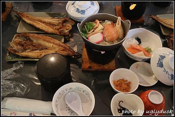 小樽海港市場_石狩鍋