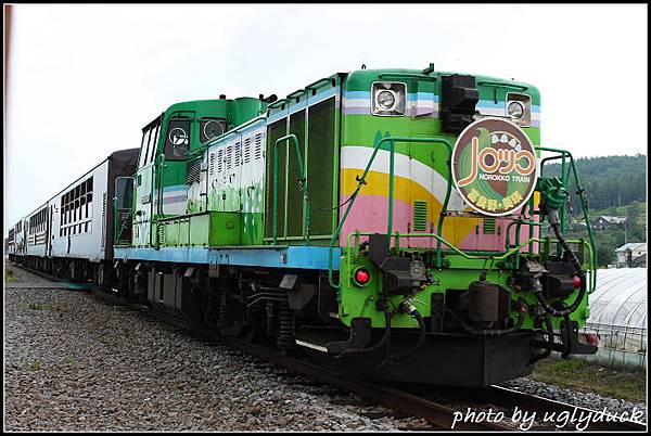 NOROKKO小火車