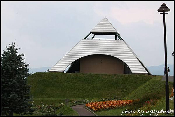 北海道美瑛_北西之丘展望公園