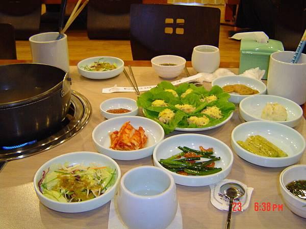 Korea美食