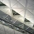 香港機場的天花板