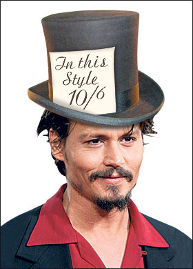 帽子 先生