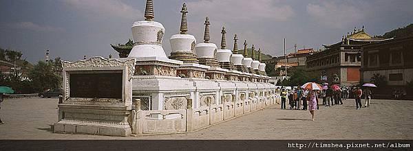青海 塔爾寺