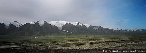 崑崙山 玉珠峰