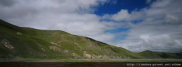 青藏公路沿線