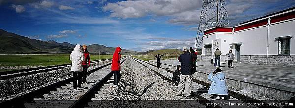 青藏鐵路車站