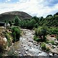 製作藏香的河川