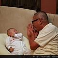 爺爺奶奶看明昊