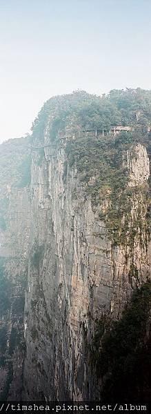 天門山  群峰