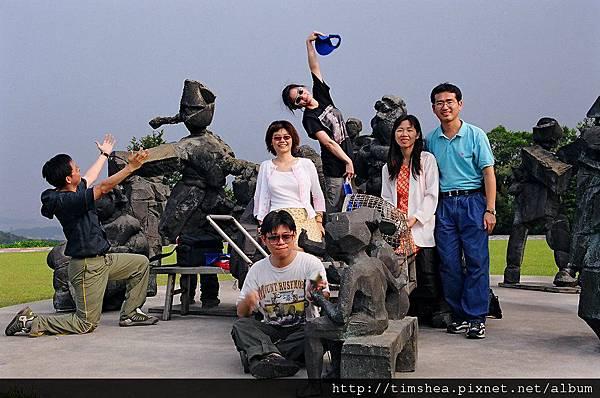 2002 朱銘  人間