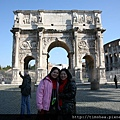 羅馬  凱旋門