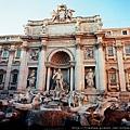 羅馬  許願池