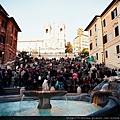 羅馬  西班牙廣場