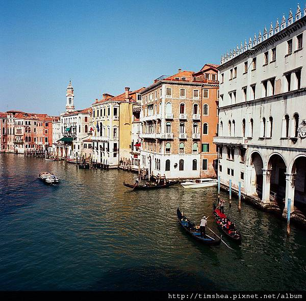 威尼斯  大運河
