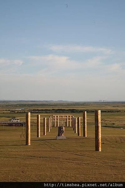 草原 祭壇