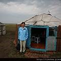 蒙古包外觀