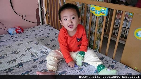 昊昊住院09