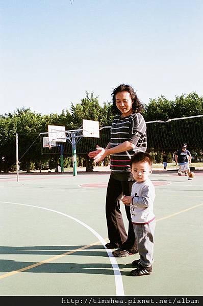 北斗國中  打籃球