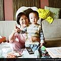 昊昊與奶奶
