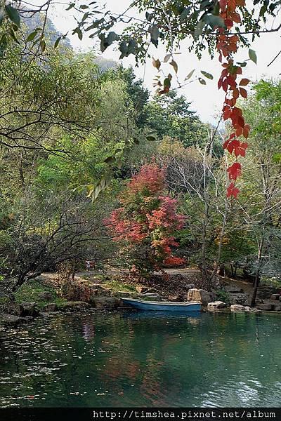 本溪水洞  造景