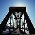 丹東  鴨綠江斷橋