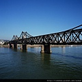 丹東  新鴨綠江大橋