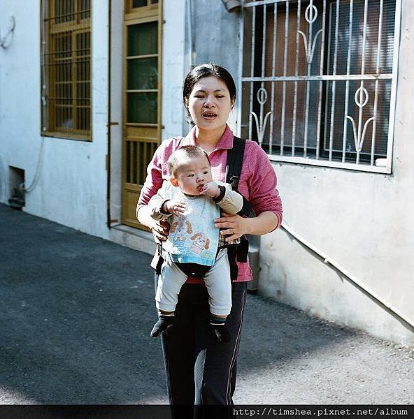 明甫與媽媽