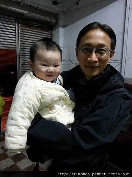 明甫與叔叔