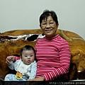 奶奶與明甫