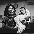 明甫與外婆