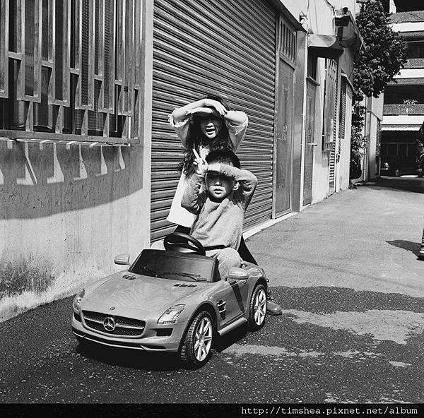 玩車、遮陽