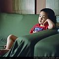昊昊看電視