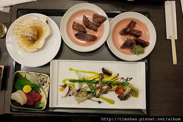 青森 奧入瀨溪流飯店 用餐
