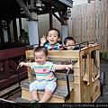 六福村 馬車