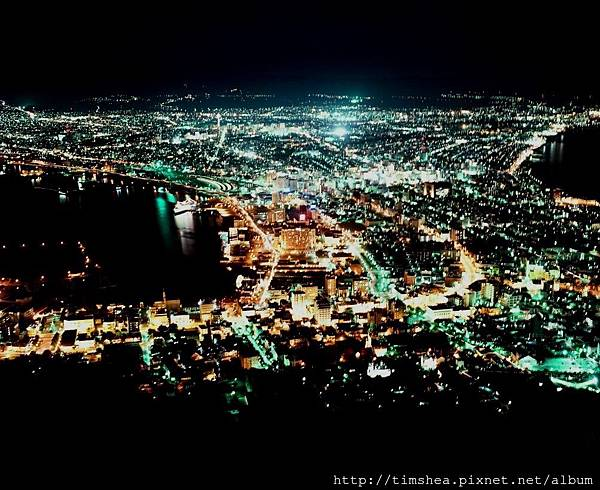函館 夜景