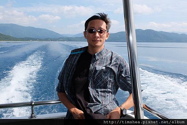 田澤湖 遊船
