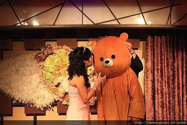 新娘親小熊