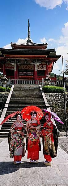 京都-  清水寺